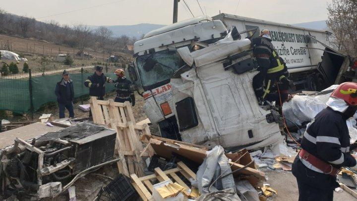 В Яссах произошла с участием фур и грузовика: есть погибшие (фото)