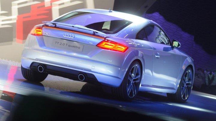 Audi может отказаться от модели TT