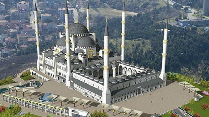 В Стамбуле открыли самую большую мечеть в Турции
