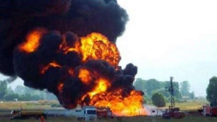 Взрыв на нефтепроводе в Нигерии: без вести пропали полсотни человек