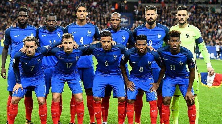 Сборная Франции подтверждает статус фаворита ЕВРО-2020