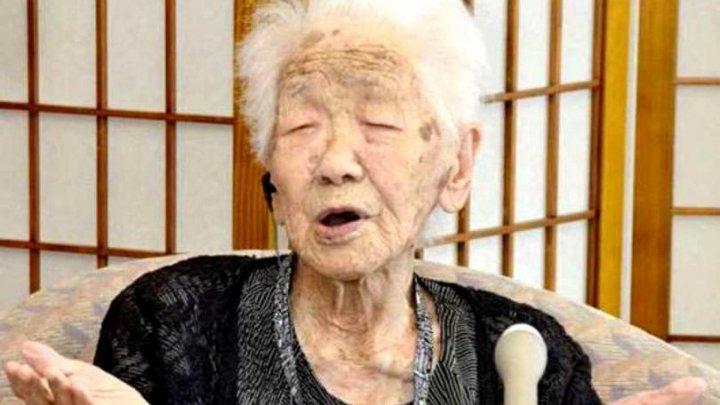Японку в возрасте 116 лет признали признали самым старым человеком в мире