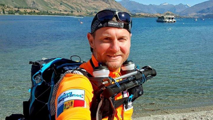 На ультрамарафоне Racing The Planet молдавский спортсмен Юлиан Берку показал 15-й результат