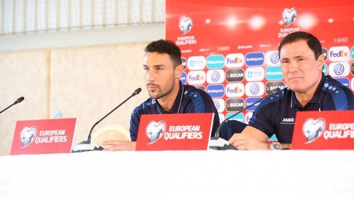 Первые заявления тренера сборной Молдовы: кто будет капитаном команды