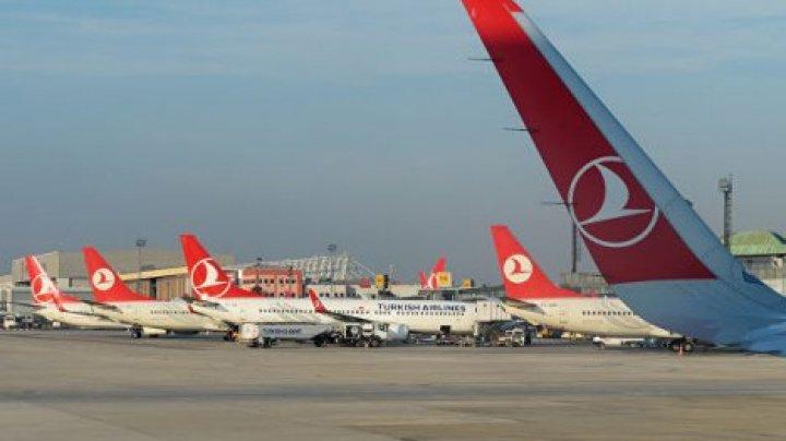 В турецком аэропорту при стрельбе ранили сотрудников полиции