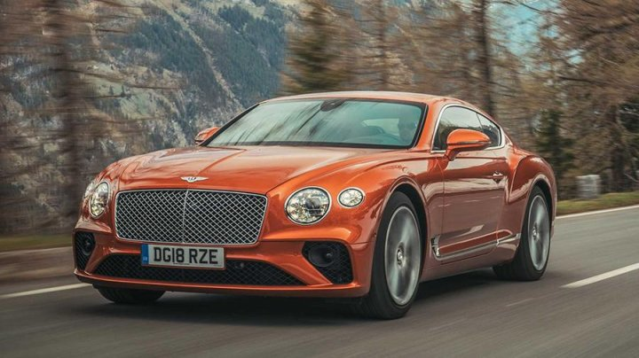 Bentley планирует установить рекорд в гонке по подъему на Пайкс-Пик