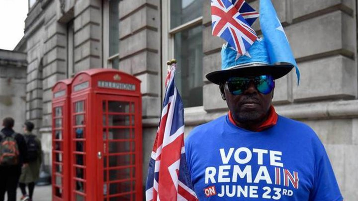 Петицию об отмене Brexit подписали четыре млн человек