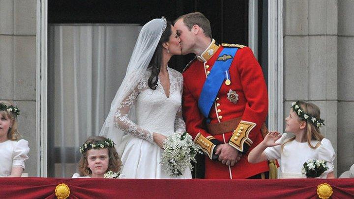 Кейт Миддлтон впервые увидела своего будущего мужа в 9 лет