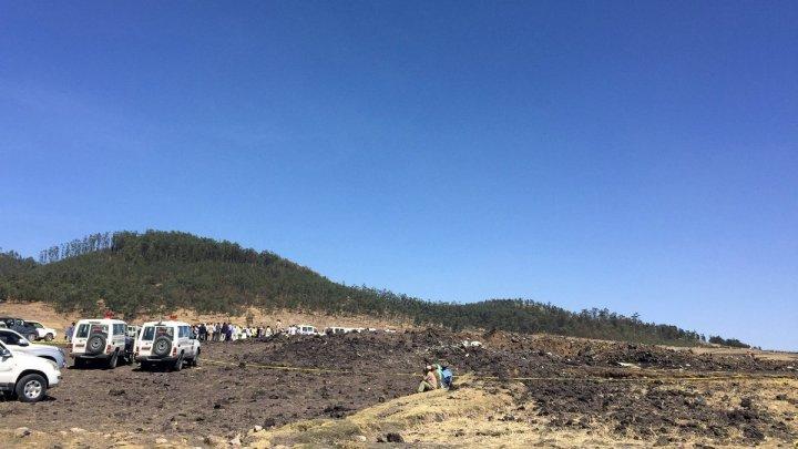 На борту разбившегося в Эфиопии самолета были граждане 35 стран