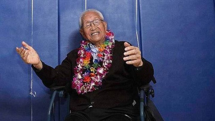 Умер старейший житель США: за день до смерти он еще ходил в спортзал