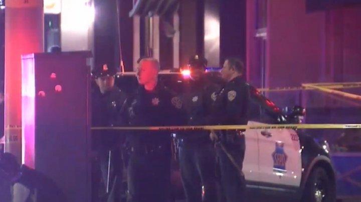 В Сан-Франциско произошла стрельба: одна жертва, трое раненых