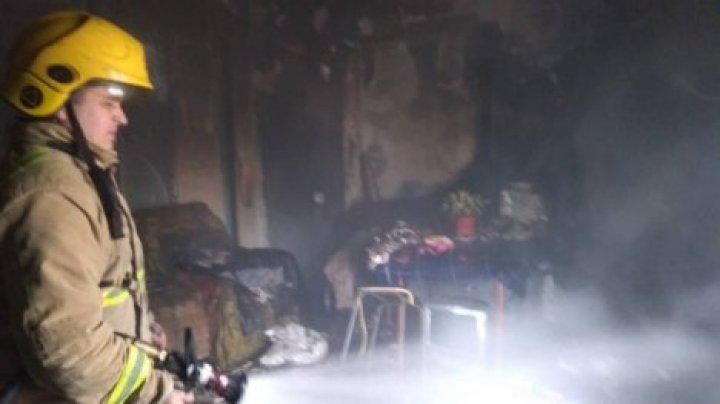 В городе Корнешты Унгенского района в результате пожара погиб мужчина
