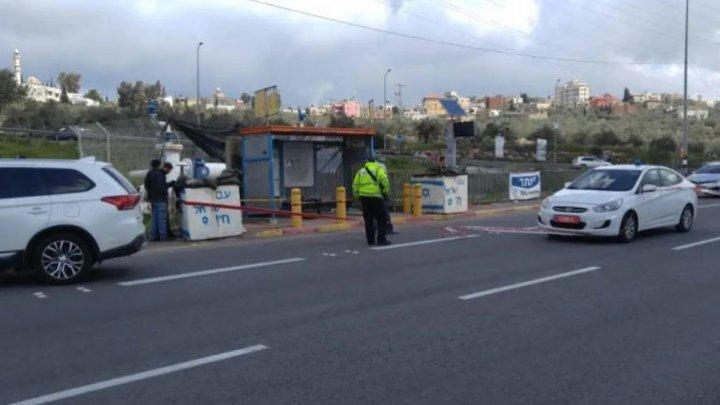 Гражданин Молдавы был ранен после теракта на Западном берегу реки Иордан