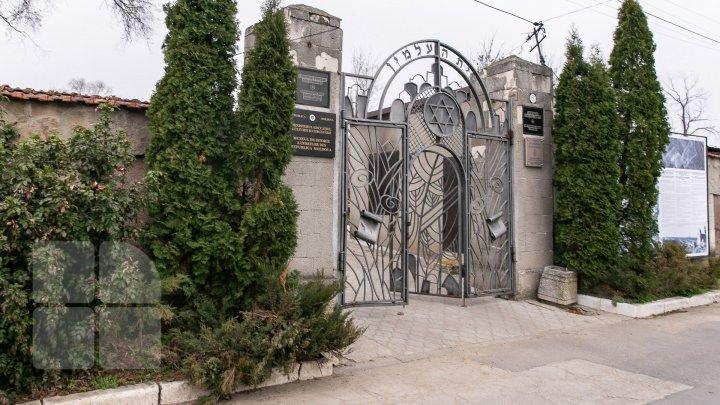Правительство выделит 10 млн леев на ремонт еврейского кладбища в Кишиневе (фото)