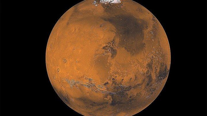 Первым астронавтом, который ступит на поверхность Марса, может стать женщина