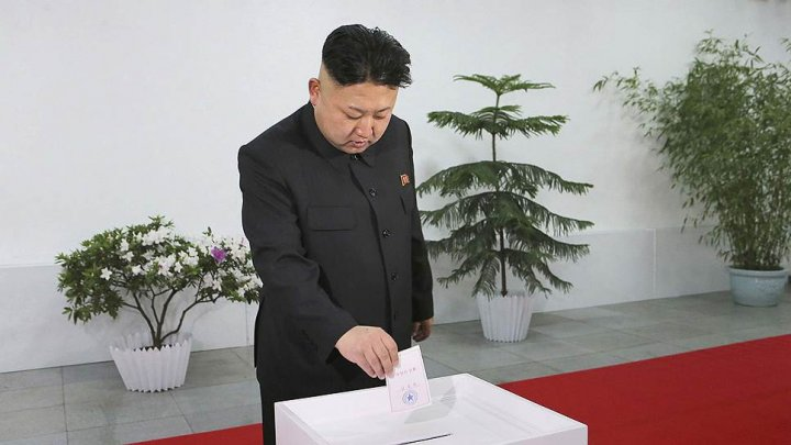 В КНДР избрали парламент: явка составила почти 100%