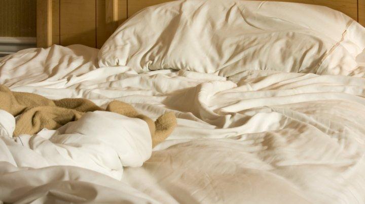 В Херсоне влюбленную пару нашли мертвой в постели