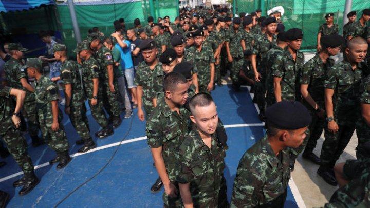 В Таиланде впервые за восемь лет начались всеобщие выборы