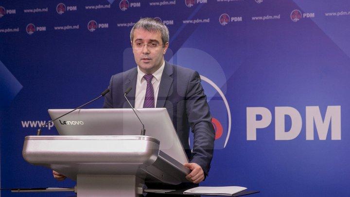 Депутат-демократ Сергей Сырбу сделал первые заявления после нападения Павла Григорчука