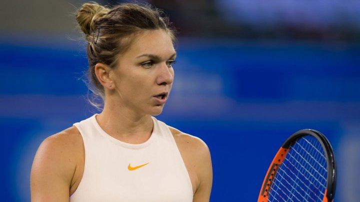 Симона Халеп с трудом пробилась в 1/8 финала турнира в Майами
