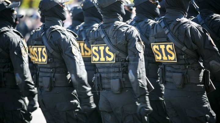 В Молдове установлен синий код террористической угрозы