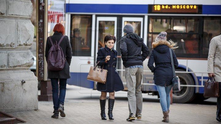Внимание - жёлтый код! Молдове пообещали сильный ветер и местами мокрый снег