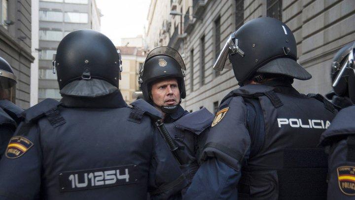 В Испании поймали банду грабителей банков из Румынии