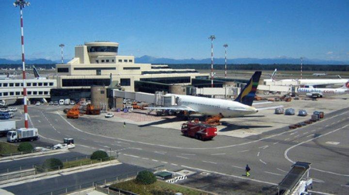 Дрон вызвал хаос в итальянском аэропорту