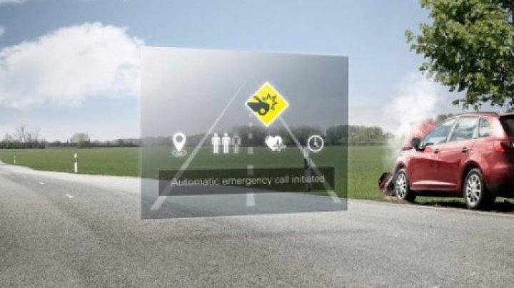 Водители, попавшие в ДТП, смогут выполнять автоматический дозвон в службу 112