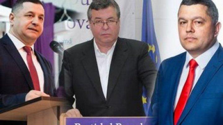Три независимых депутата обратились в Конституционный суд