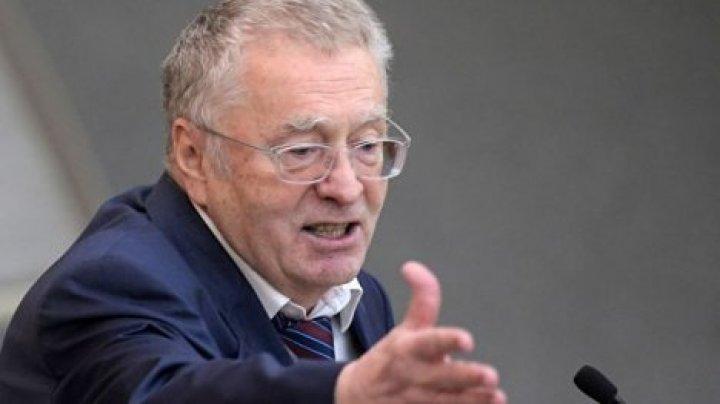 Жириновский: Зеленский будет марионеткой Коломойского, который с нами может договориться