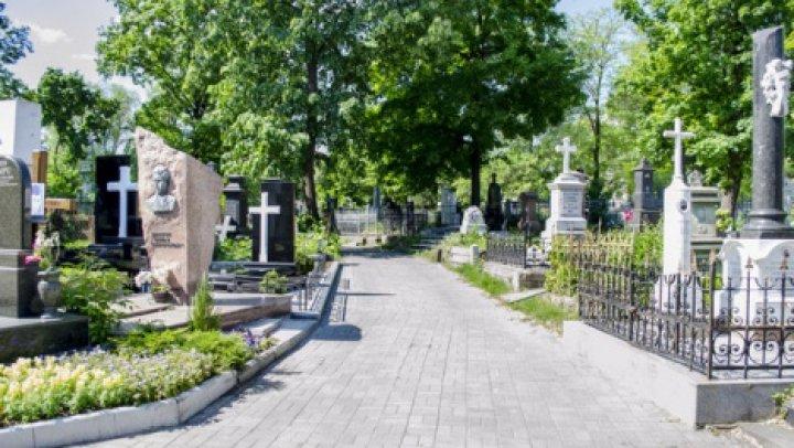 Доступ частного транспорта на территориях кладбищ будет ограничен