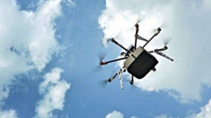 В США дрон впервые доставил донорскую почку для пересадки пациенту