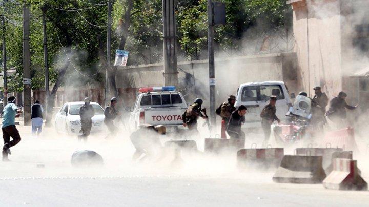 В Афганистане взорвался заминированный автомобиль