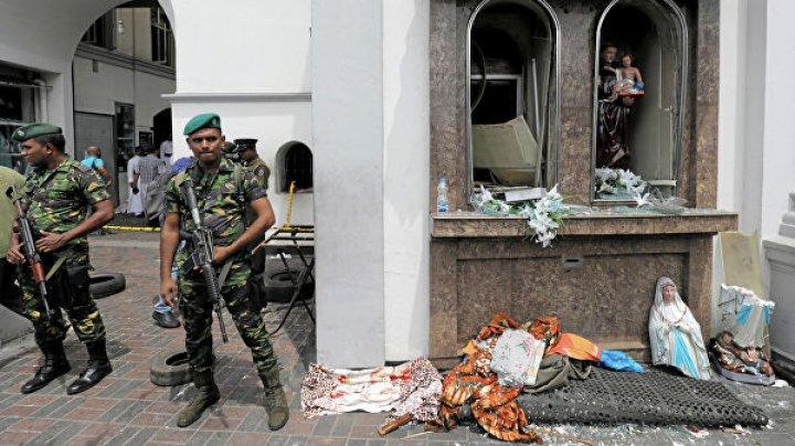 Число жертв взрывов на Шри-Ланке увеличилось до 321, из них 45 детей