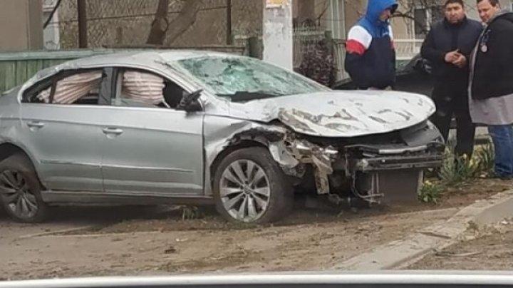 ДТП в селе Конгаз: водитель госпитализирован с острой черепно-мозговой травмой