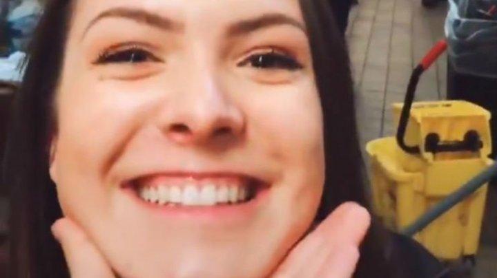 Парня раскритиковали за унизивший девушку необычный жест (видео)