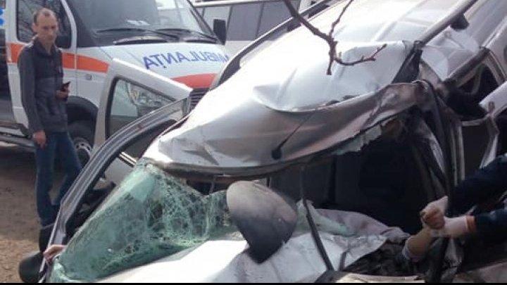 ДТП в Новых Аненах: двое погибших (видео)