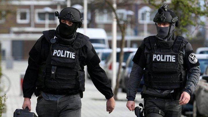 На улице нидерландского Утрехта нашли взрывчатку