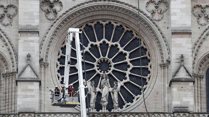 Мэрия Парижа выделит €50 млн на восстановление собора Парижской Богоматери