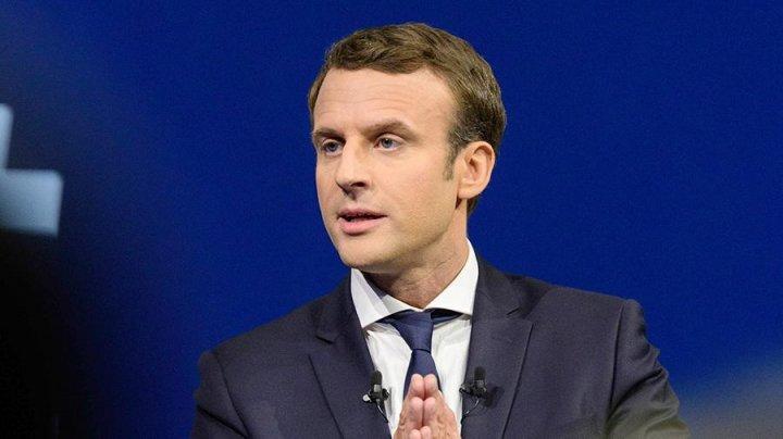 Макрон выехал к горящему собору Парижской Богоматери