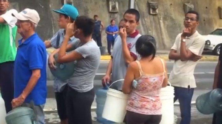 В Венесуэле возник дефицит питьевой воды
