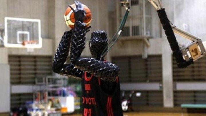 Toyota представила нового робота-баскетболиста