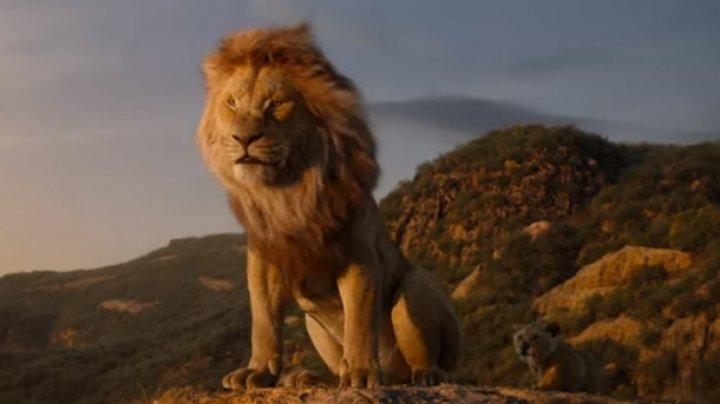 Вышел новый трейлер Короля льва с Тимоном и Пумбой