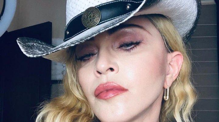 Мадонна анонсировала новый альбом Мадам Икс