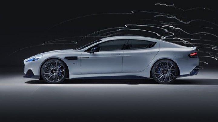 Aston Martin представил первый электромобиль (видео)