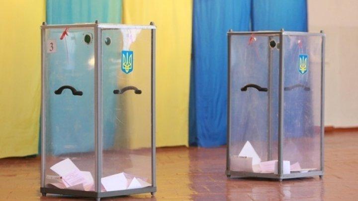 В Украине на одном из избирательных участков умер избиратель