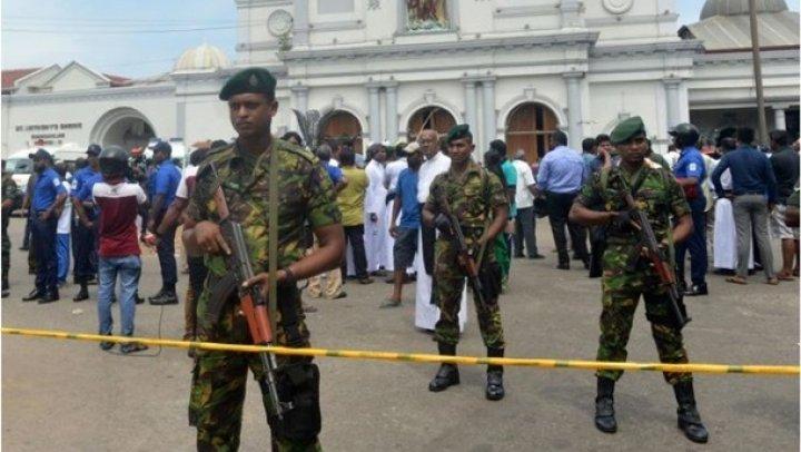 Теракты на Шри-Ланке: задержаны 24 человека