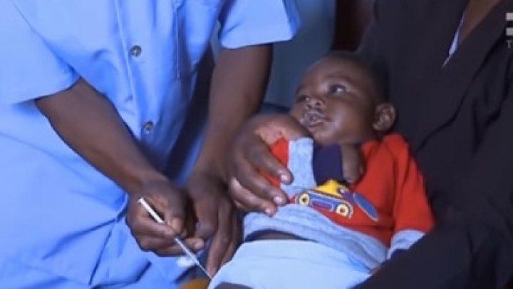 В Африке проводят первую в истории вакцинацию от малярии