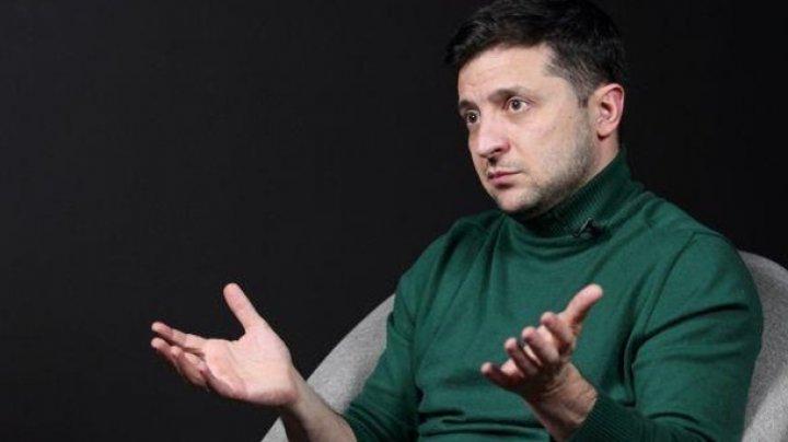 Владимир Зеленский сменил имя в Facebook